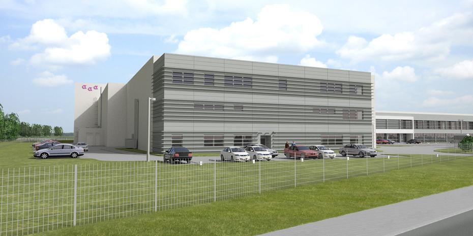 Production plant A