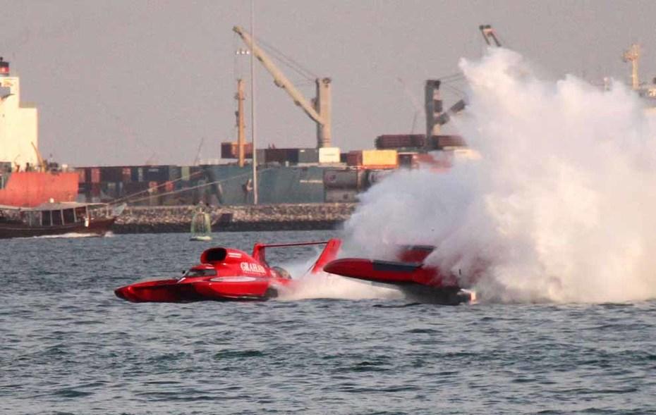 2009 Doha Formula flip b