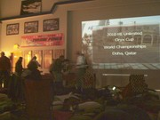 2010 Oryx Cup Viewing/Slumber Party