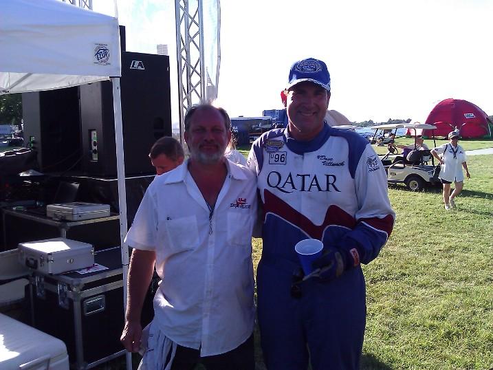 Tim Cochran and Dave Villwock