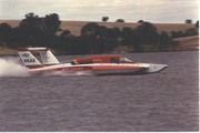 Aussie Endeavour with merlin
