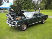 1st Place MC Class 65 Mustang GT