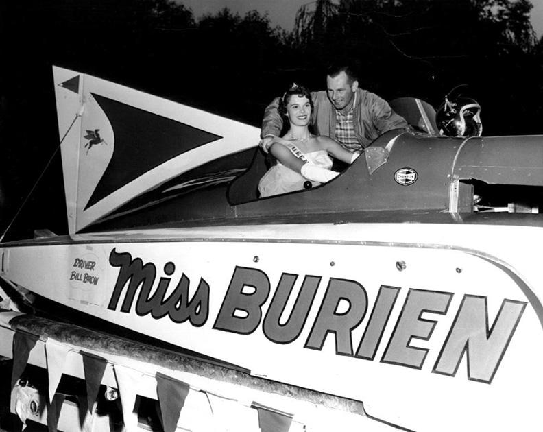 Bill Brow Miss Burien '58