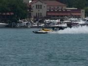 U-7 Graham Trucking and U-21 Al Deeby-Go Fast Turn Left