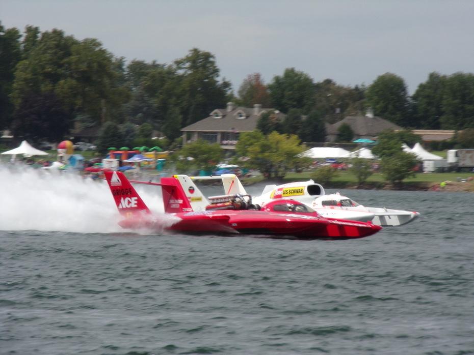 Return of the U-3 to racing, Tri Cities 2015