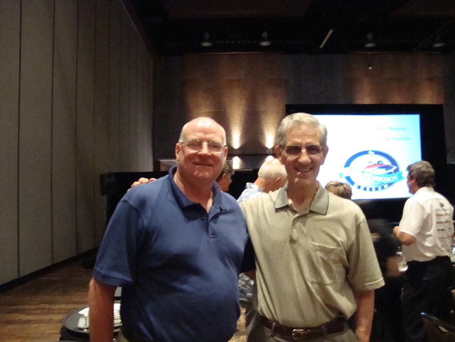 With the legendary gentleman Jim Lucero