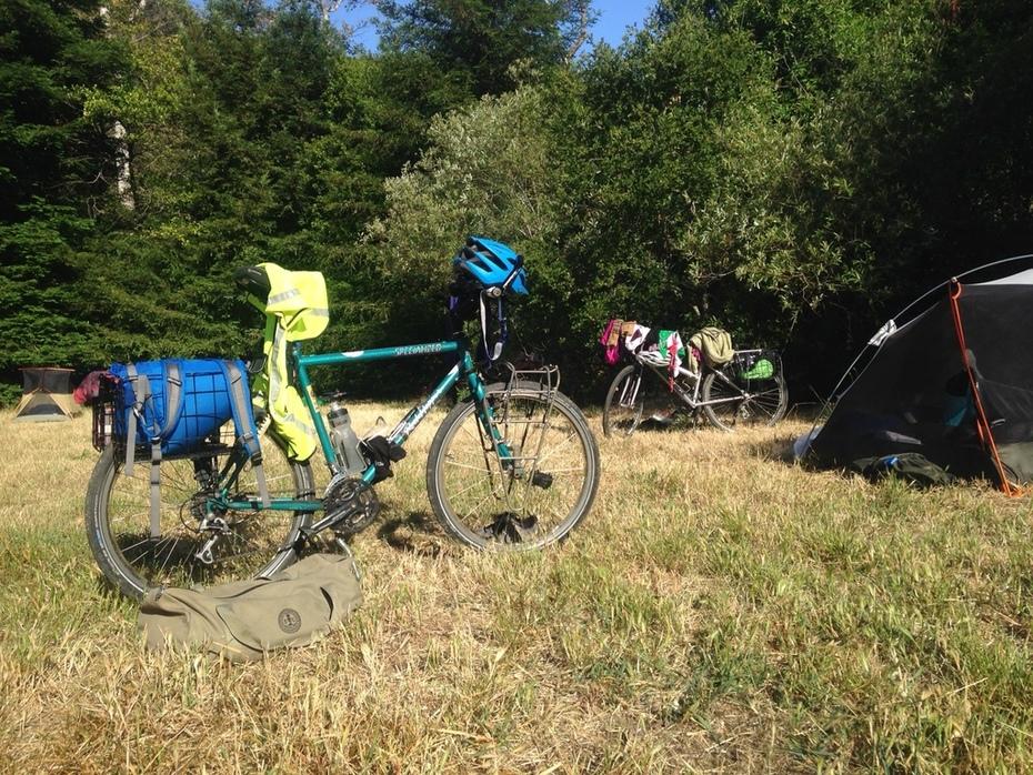 Tour de Tent 2
