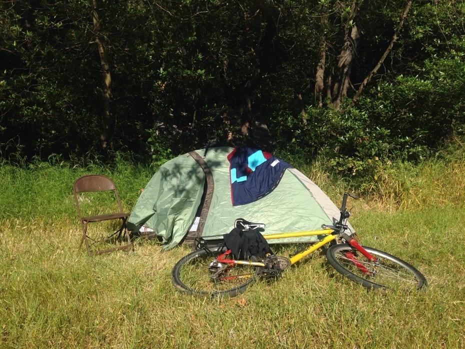 Tour de Tent 6