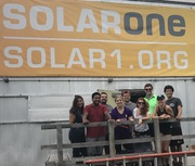 SolarOne Park Clean Up