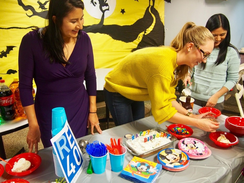 Covenant House Birthday Party