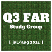 Q3 FAR Study Group - 2014