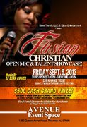 Now This is a Talent Showcase! Bless The Mic Elyon