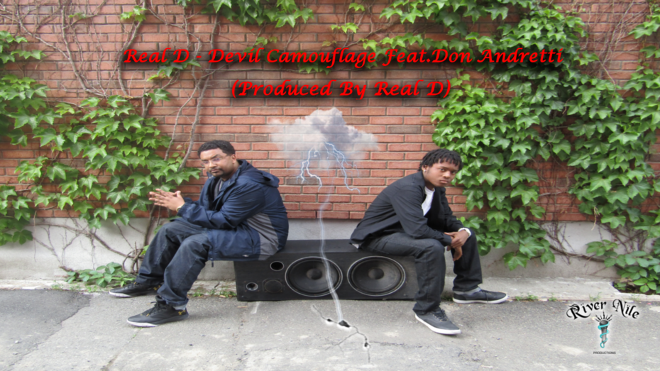 Real D- Devil Camouflage Feat. Don Andretti (Produced By Real D)