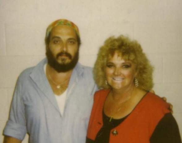 Shirley Dicks and Jeff Dicks