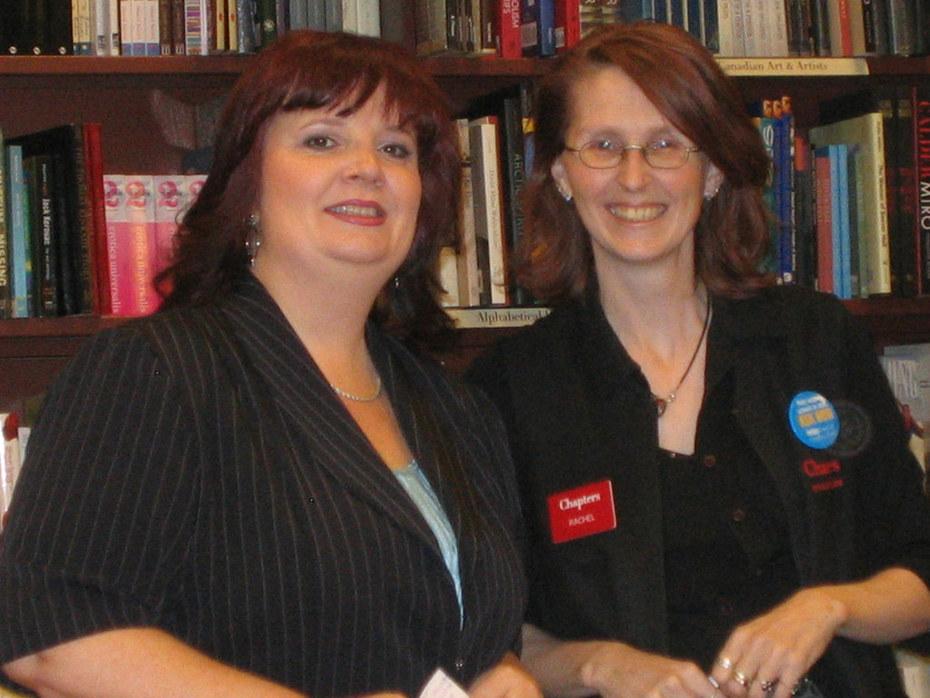 Cheryl & Rachel