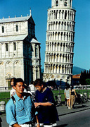 When I travelled to Italy