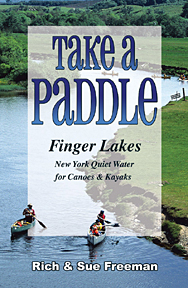 Take A Paddle - Finger Lakes NY