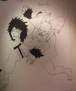 Kiba & Akamaru