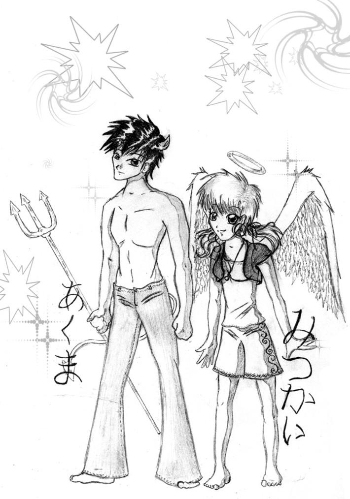Akuma & Tenshi