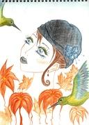 the hummingbird song