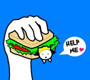 Catboi Sandwich