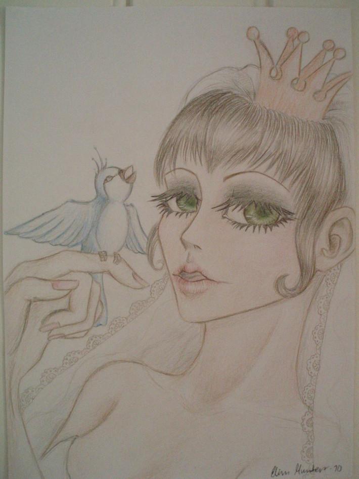 The Bride & The Bird