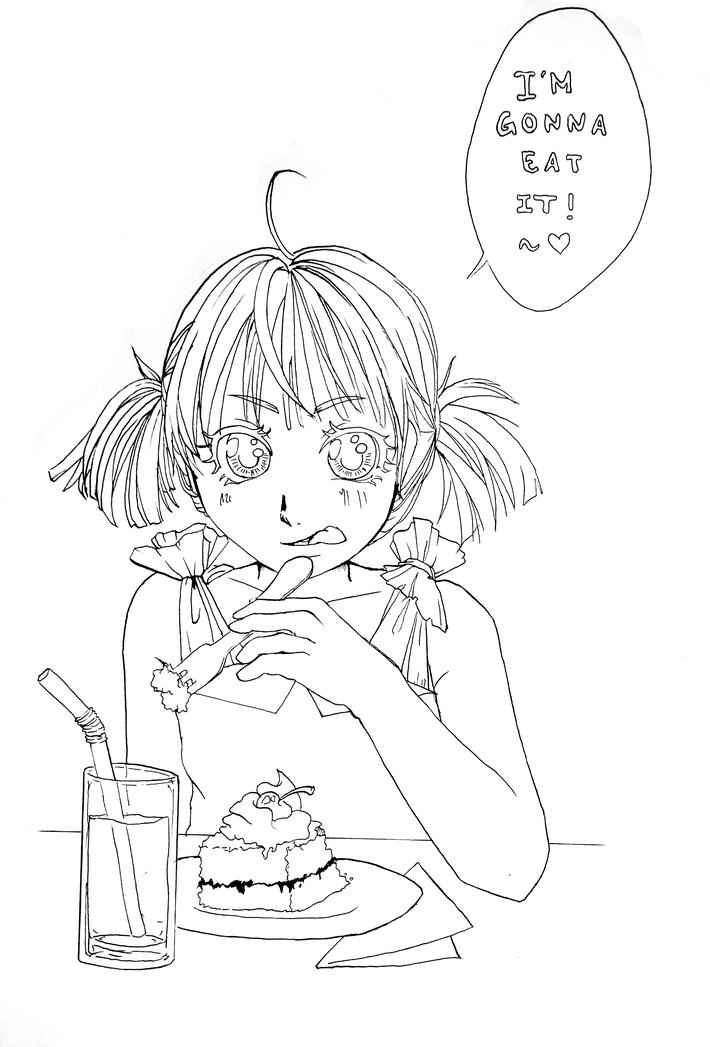 Gonna eat it!