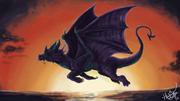 Sunset Dragon 2016 version