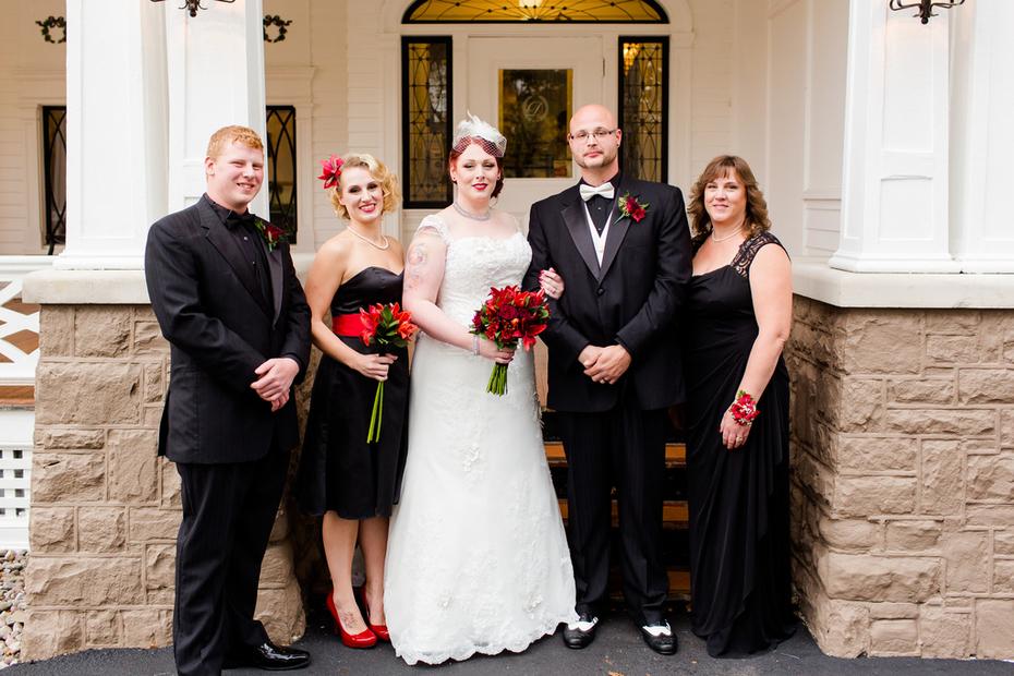 Autumn and Mitch's wedding 10/07/2012