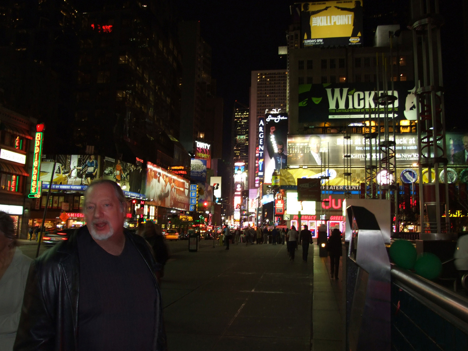 NYC,  October, 2007