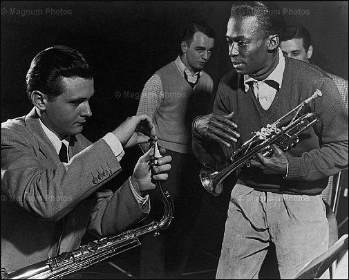 Stan/Miles Davis/Ralph Burns