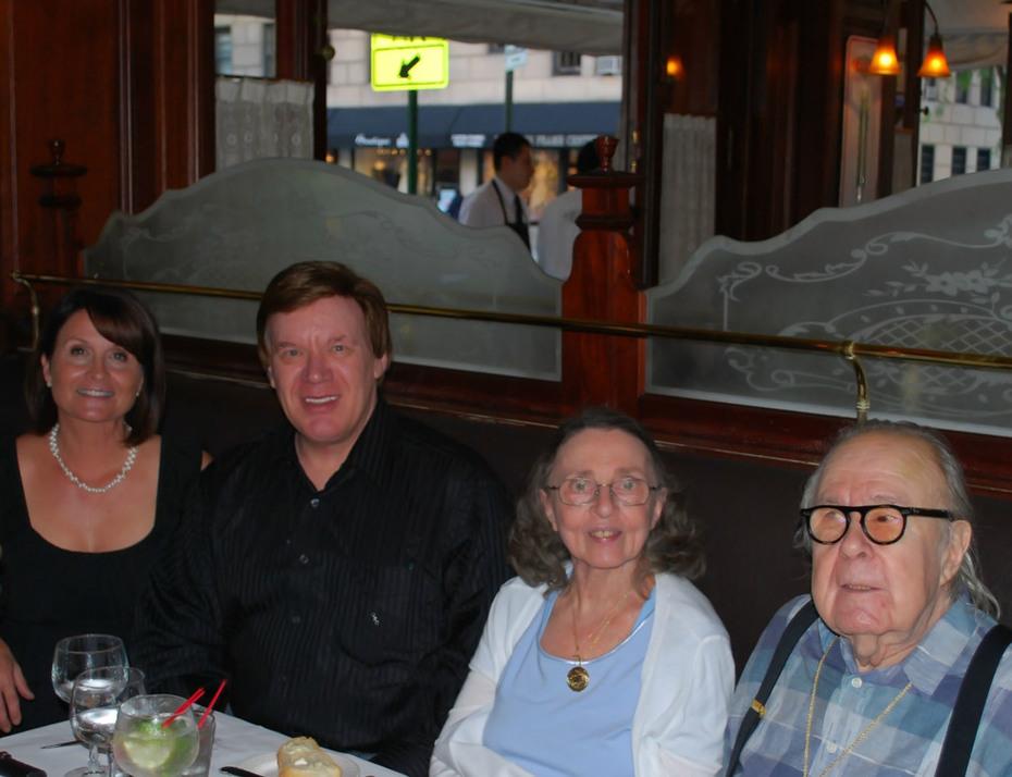 Bev, Gary Gordon, Jean & Joe Morello