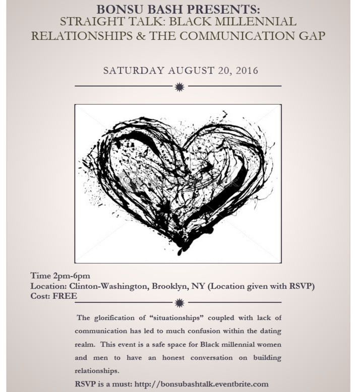Black relationships and the communication gap