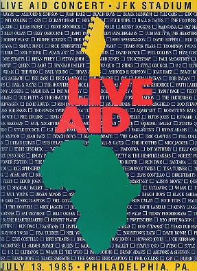 1985 - Live Aid