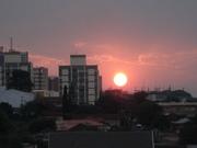 Sunset in Londrina
