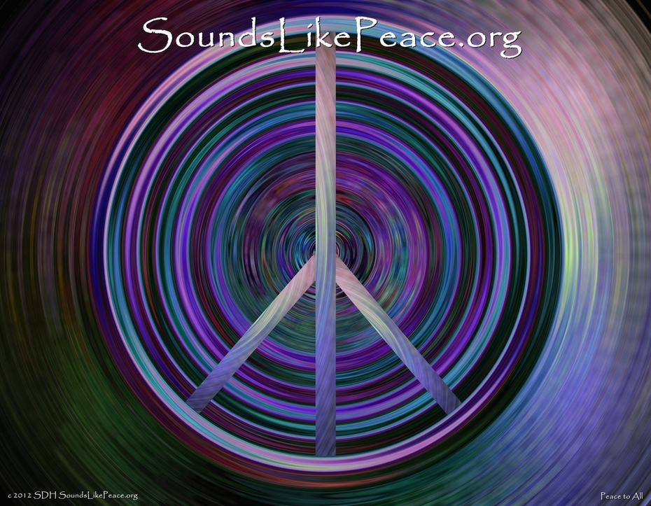 SoundsLikePeace art c2012 SDH made for Rain video