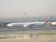 My plane in Dubai