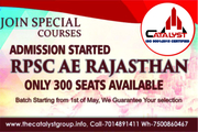 Best RPSC AE Coaching