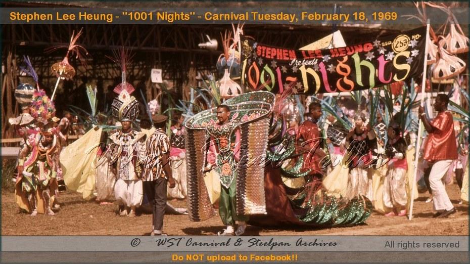 1001 Knights - Trinidad Carnival 1969