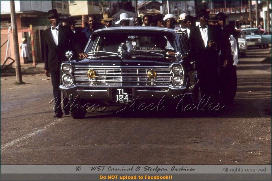 A Trinidad Moment - 1969