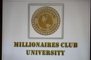 Millionaires Club University Training