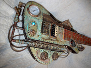 SP Lapsteel guitar