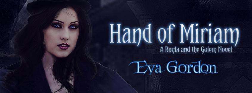 Hand of Miriam banner