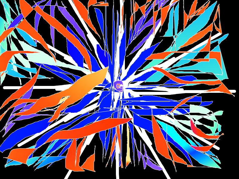 Blue Shards (2)