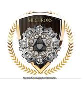 MECHRON Logo from THE JUPITER CHRONICLES