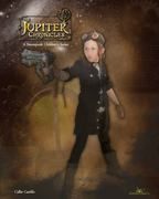 Steampunk Callie from THE JUPITER CHRONICLES