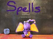 Spells - Lady Rayna's New Pet Dragon