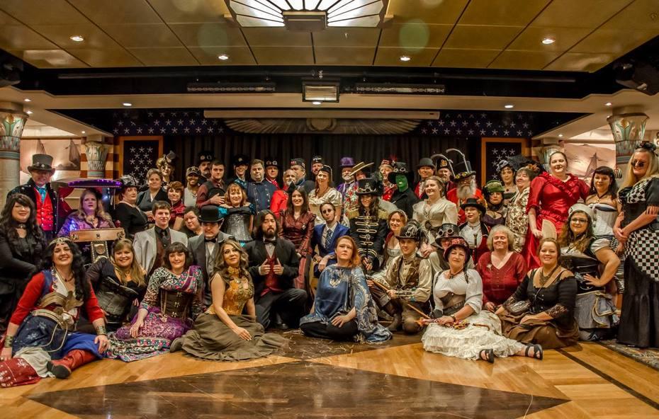 4th Annual SteamPunk Cruise