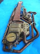 Steampunk Lap Steel #2