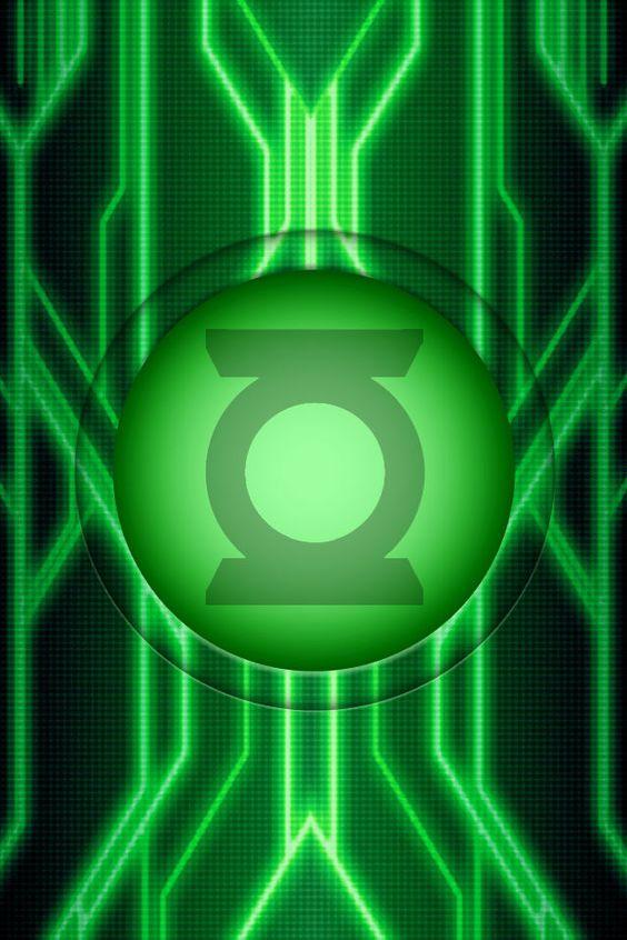 Cyber Punk Green Lantern